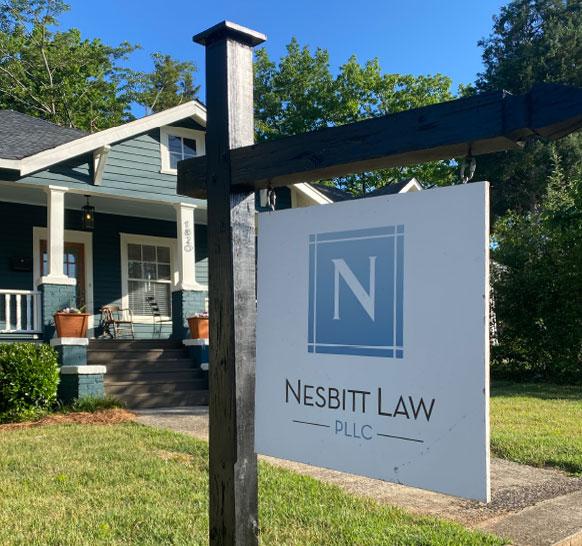 Nesbitt Sign